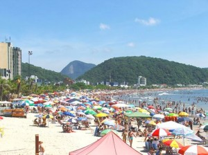 Guaratuba Praia central
